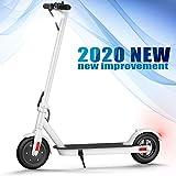 Mi Scooter Eléctrico, urbteter Patinete eléctrico Plegable Adulto y niño, con...