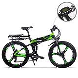 Bicicleta Eléctrica Plegable Rich Bit RT860