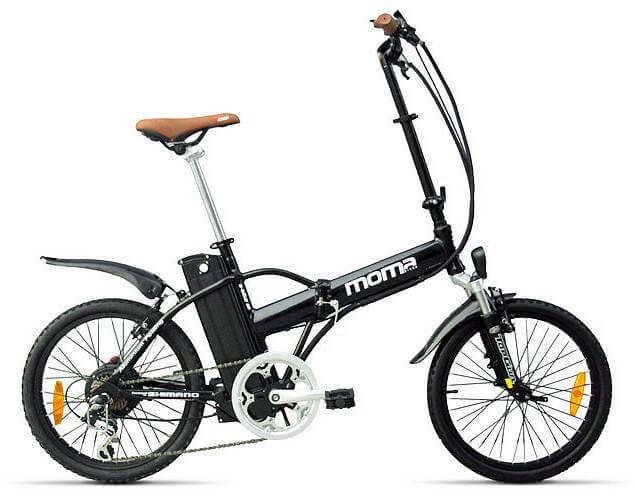 moma E-Bike 20 F2