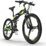 Bicicletas eléctricas plegables Moma Bikes
