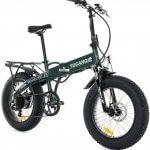 Bicicleta Eléctrica Plegable Tucano