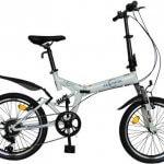 Bicicletas plegables Ecosmo Bike