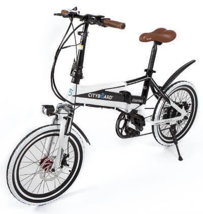 Bicicletas Eléctricas Plegables Cityboard