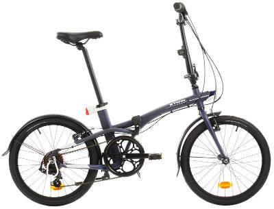 Bicicletas Plegables Decathlon