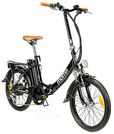 Moma Bikes E Bike 20